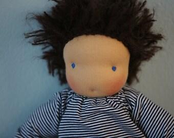 Waldorf doll boy 30cm / 12 inch - Pit