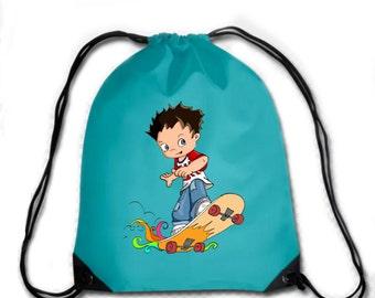 Duffle Bag Skate