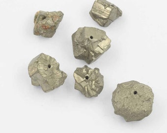 Pyrite nugget, Sold per pack of 4