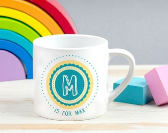 Personalised Ceramic Children's Mug