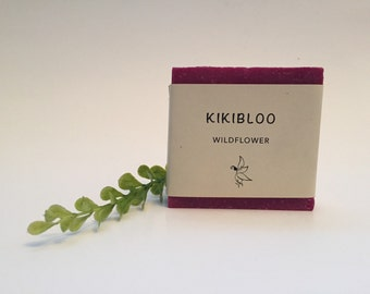 Wildflower Soap Vegan Cold Process Soap By kikibloo