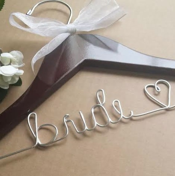 Surprise Sale Personalized Bridal Wedding Hanger Bridal: MEMORIAL DAY SALE Wedding Hanger Bride Hanger By