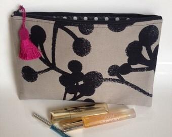 Kit fabric makeup Japanese buds