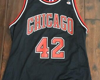 Vintage Champion Elton Brand Jersey Size 44