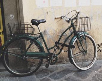 Venice Bike 8x8 Print