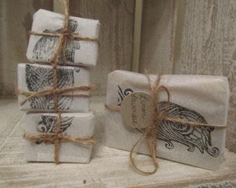 Homemade Lemon-Lavender Soap (Holiday Special)