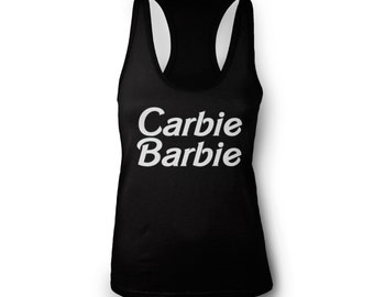 Carbie Barbie Women's Racerback Tank Top