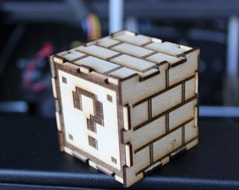 Mario Brick - Question Block