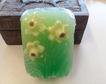 Soap - Handmade Glycerin Soap - 4 oz Soap