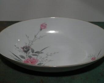 """MSI """"Golden Rose"""" Vegetable Serving Bowl"""