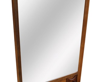 Kent Coffey Perspecta Walnut Mirror