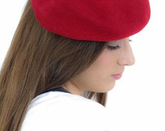 Mini beret woman - VINTAGE 60s
