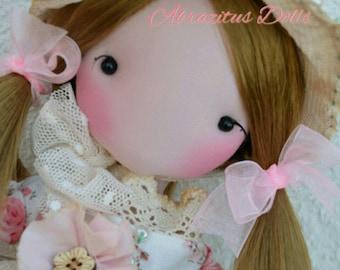 Doll articulated Amanda