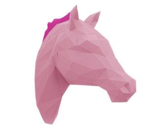 Wall Deco Horse