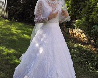 Wedding Dress/Robe de Marriage