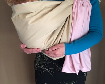"Baby Sling with Rings -42"" wide!!- Four Color combinations"