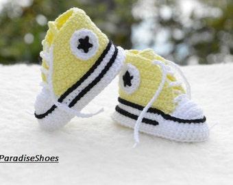 Crochet shoes | Etsy