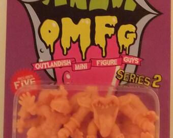 2012 October Toys OMFG Series 2 misp!