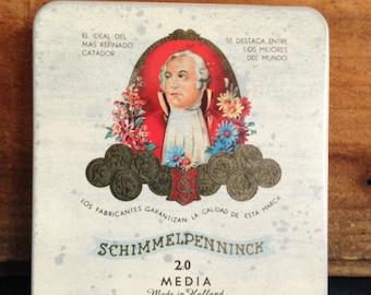 Schimmelpenninck tobacco tin