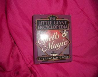 Spells & Magic Little Giant Encyclopedia