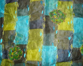 Gorgeous chiffon fabric