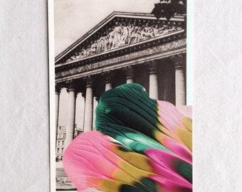 A Leslie David For Collette Postcard