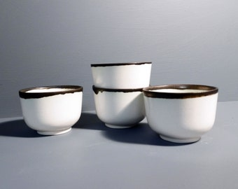 Tea Bowls Set of 4