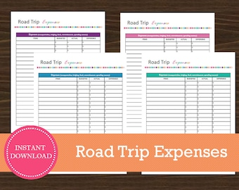 Decisive image pertaining to printable road trip planner