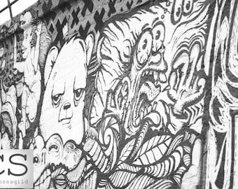 Graffiti Art in Pilsen, Chicago | Fine Art Print