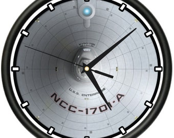 Geek clock Etsy