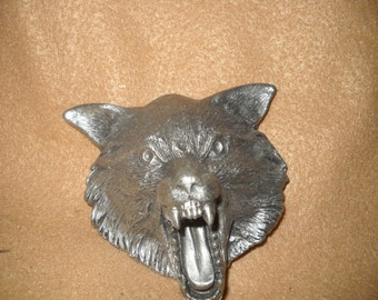 Wereweolf Belt buckles - wolf
