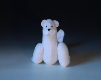 Polareal Fabric Sculpture