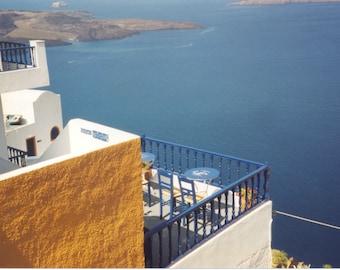 Photography, Santorini, Greek Island