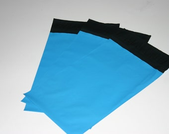 100 Neon Blue 6x9 Poly Mailers Self Sealing Colored Envelopes Shipping Bags Spring Easter