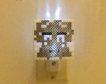 Minecraft Ghast nightlight!
