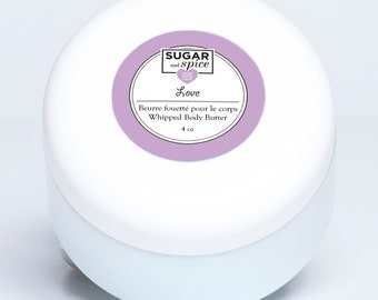 Whipped Body Butter Love
