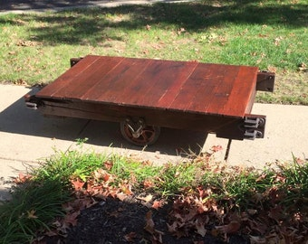 Hamilton industrial cart