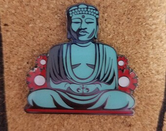 Pocket Buddha by Jay Panda LE100