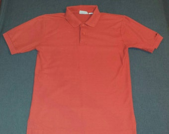 LEVI's 80s Red Polo