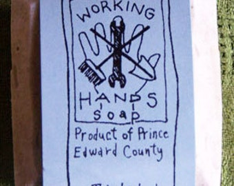 Bar Soap - Working Hands