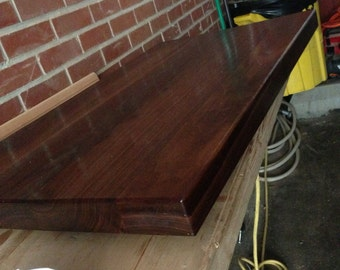 Black Walnut Coffee Table/Outdoor Table