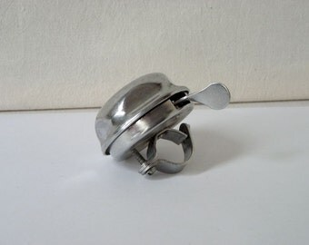 vintage bicycle ping bell cyclist