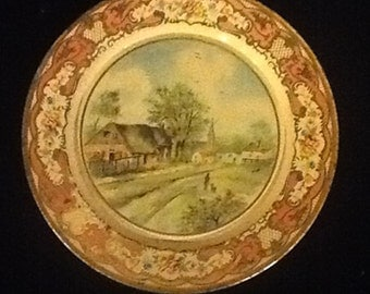 Daher Decorated Ware Made in Holland Plates