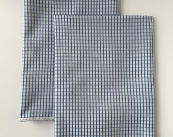 Napkin Set/Blue/Recycle/Cloth/Lunch/Kids/Table/Dinner/Breakfast/Gift