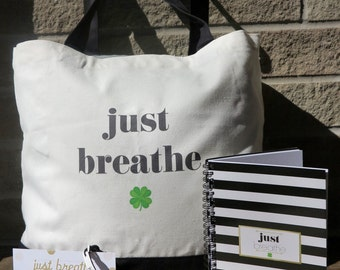 Just Breathe - Lung Cancer Gift Pack