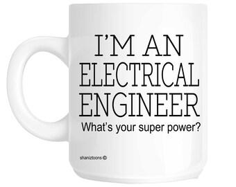 Electrical Engineer Novelty Gift Mug SHAN368