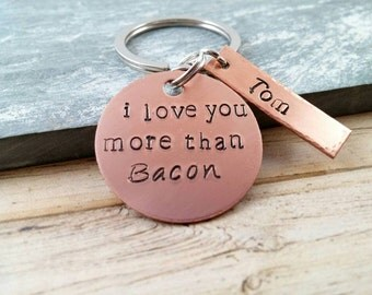Personalized Dad Keychain~ Grandfather Gift~ Fathers Day Gift~ Daddy Gift~ Grandpa Gift~ PoliteTwistedJewel