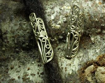 Hamsa Hand Dreadlock Bead /Jewelry