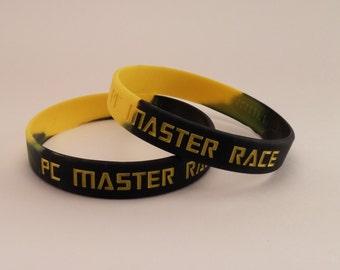 PC MASTER RACE Bracelet Wrist Band