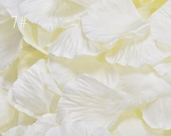 1000 pcs Flower Petals For Wedding Table Centerpiece Rose Peta---color-7    No.20